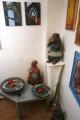 Proll Tomáš, Keramické sochy a reliéfy