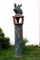 Proll Tomáš, Čekání -ptačí krmítko výška 130 cm